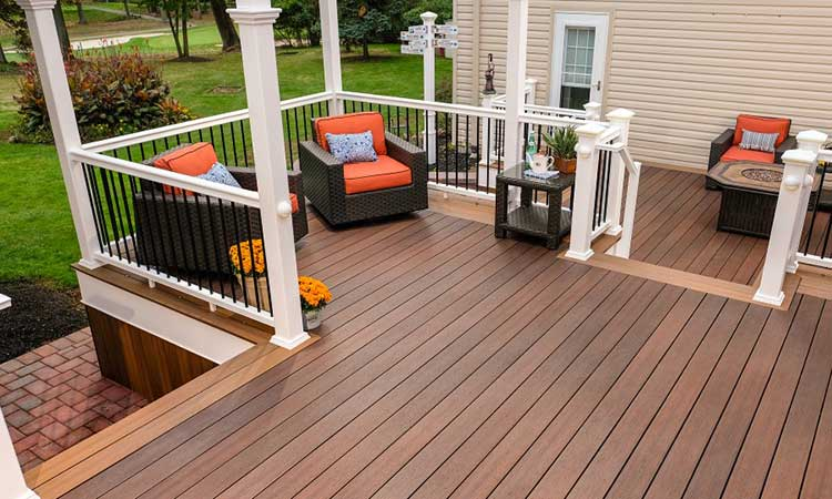 Decks and Railings